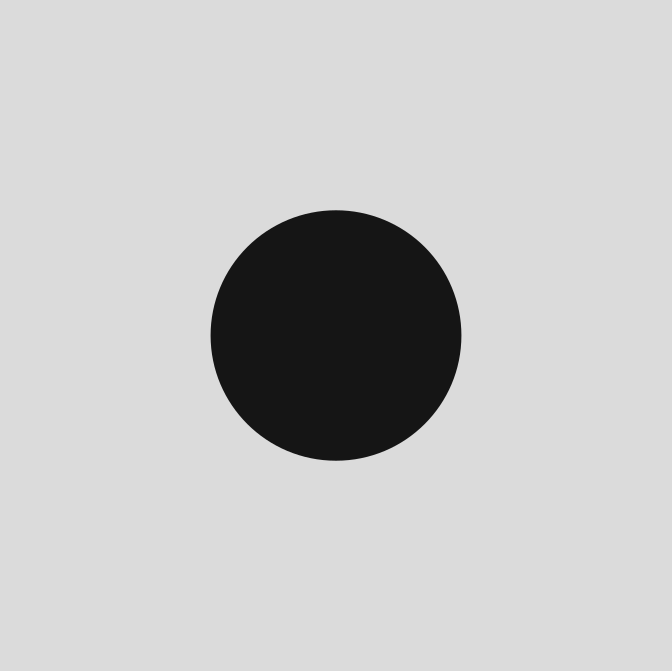 Tony Carey - I Won't Be Home Tonight - Cult Records - 260•12•001